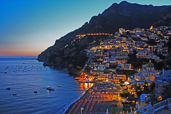 Positano, Italy will start charging $1,150 fee for commercial photography, $2,300 for video 1