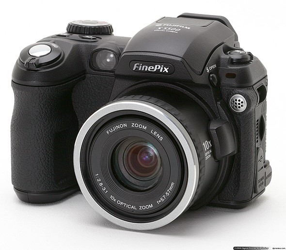 Throwback Thursday: the Fujifilm FinePix S5100 Zoom and all those shiny new compacts 2