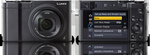 Panasonic Lumix DMC-ZS100/TZ100 Review: Digital Photography Review