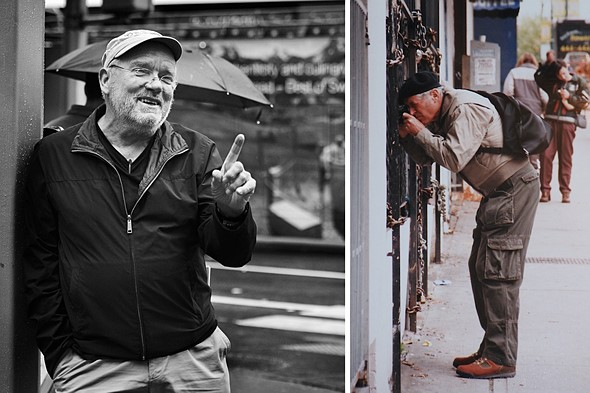 Photographic legends: Remembering Peter Lindbergh, Charlie Cole and Fred Herzog