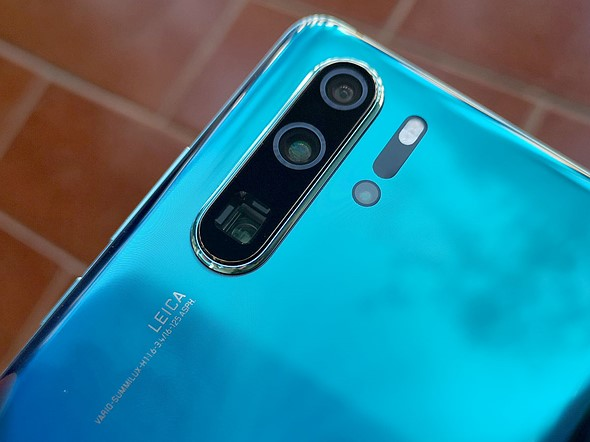 Huawei P30 Pro: The new benchmark for smartphone zoom: Digital