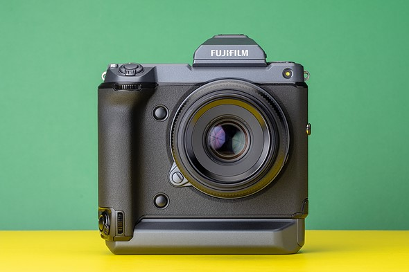 Fujifilm GFX 100 review in progress