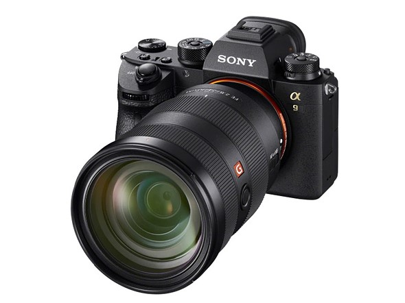Sony promises firmware updates for a7 III, a7R III and a9