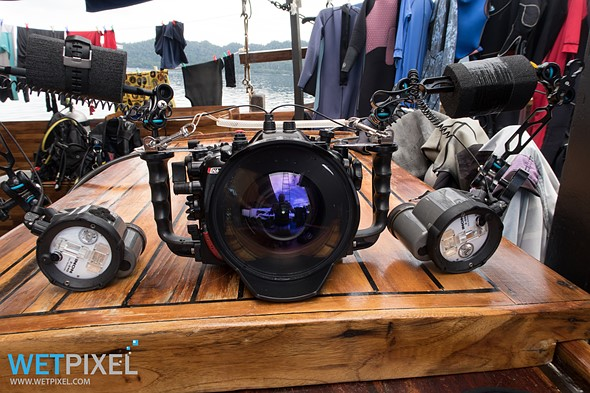 500 Leagues: using the Nikon D500 underwater 1
