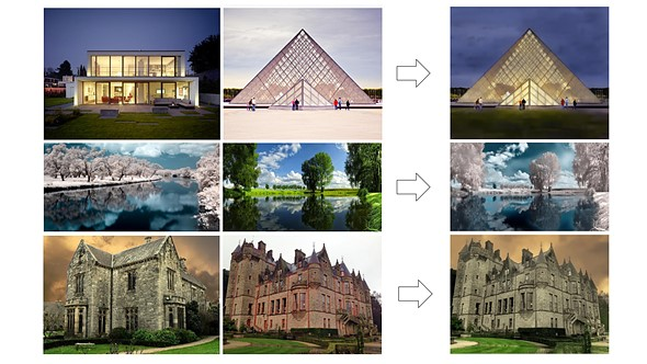 This NVIDIA algorithm copies the artistic style of one photo