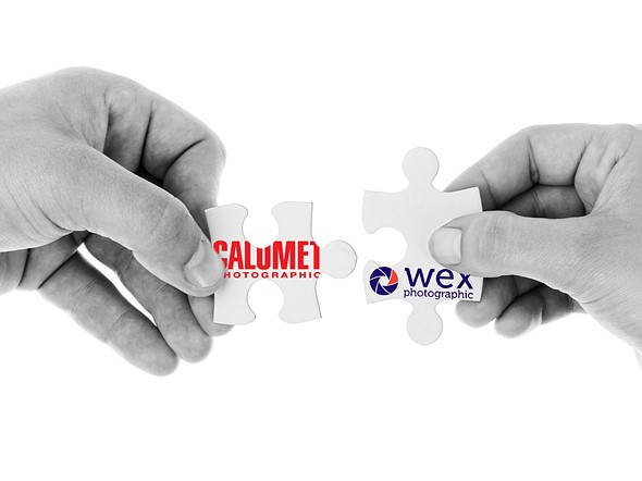 Calumet UK and Wex Photographic will officially merge tomorrow 1