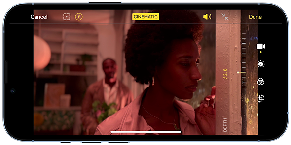 Did Apple's iPhone 13 'Cinematic Mode' just revolutionize mobile cinematography?