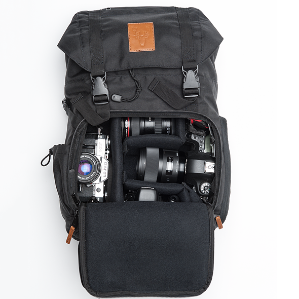 Brevite launches two new Incognito camera backpacks 4