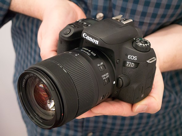 Buyer's Guide: Canon EOS Rebel T7i (800D) vs EOS 77D vs EOS 80D 14
