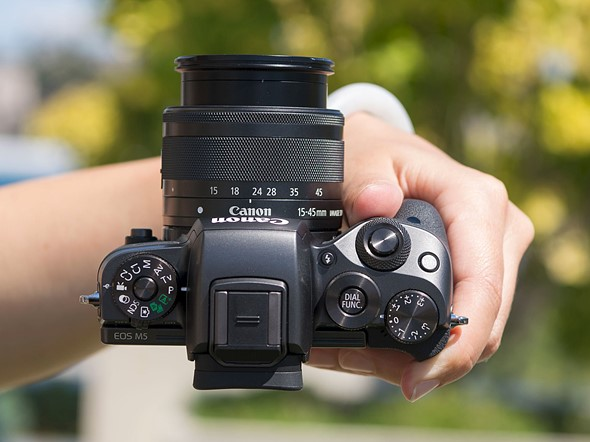 Modern Mirrorless: Canon EOS M5 First Impressions Review 2