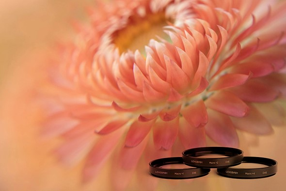 Lensbaby launches $50 macro filter kit