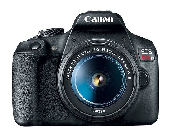 Canon Introduces Eos Rebel T7 With Updated 24mp Sensor