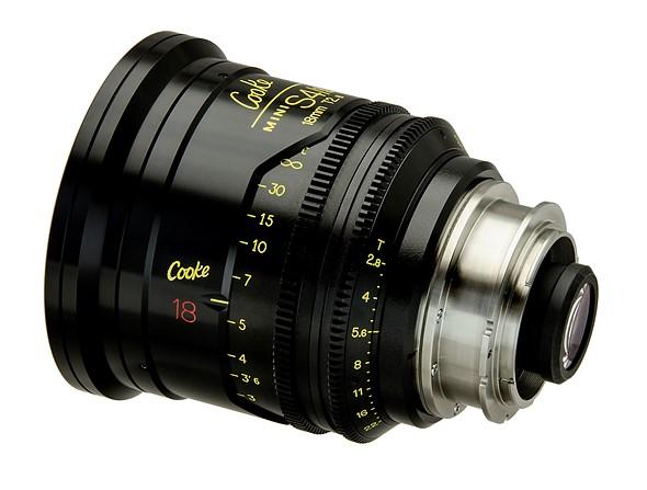 Cooke Optics to offer miniS4/I lens range in mounts for DSLR and mirrorless cameras 1