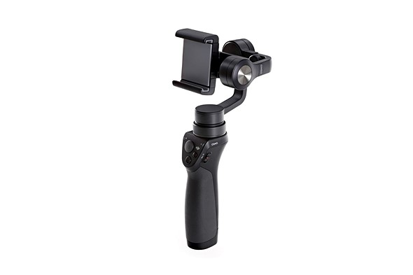 DJI Osmo Mobile brings 3-axis gimbal stabilization to smartphones 1