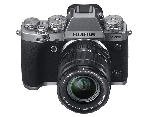 Fujifilm X-T3 firmware update fixes distortion, memory card lock