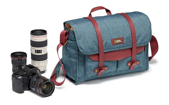 Manfrotto Has Launched Its New National Geographic Australia Collection A Line Of Camera Bags With Designs Said To Be Inspired By The Australian Outback