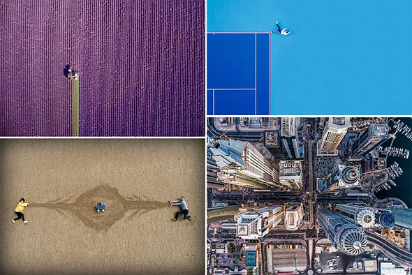 Dronestagram and Nat Geo crown the best drone photos of 2017 1