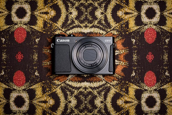 Canon PowerShot G9 X Mark II Review 1