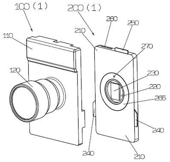 Yongnuo has patented a modular camera system aiming to best smartphone cameras