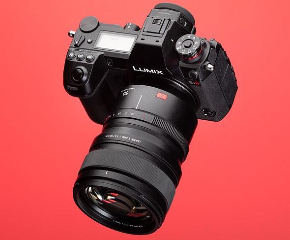 Panasonic Lumix DC-S1R review in progress