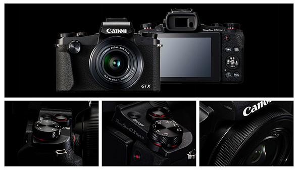 canon s powershot g1 x mark iii is a 24mp aps c compact with dslr rh dpreview com Canon PowerShot Manual PDF Canon PowerShot SX50 HS