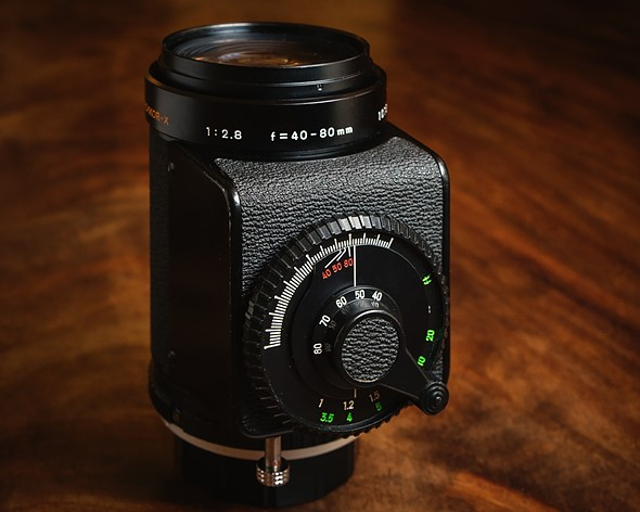 A forgotten solution: Why this strange 1975 zoom lens is so sharp
