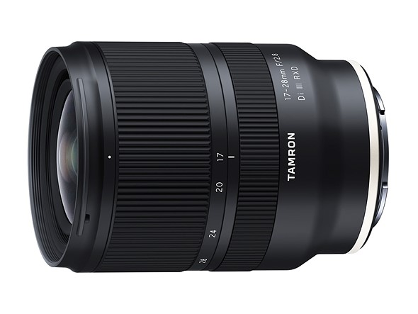 Tamron 17-28mm f/2.8 Di III RXD Lens Available in July for $899