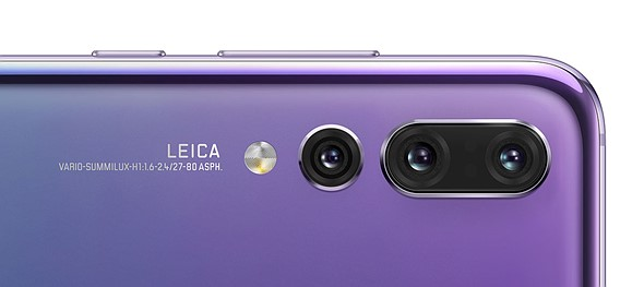 Huawei P20 Pro hands-on: 3x zoom lens leaves the competition