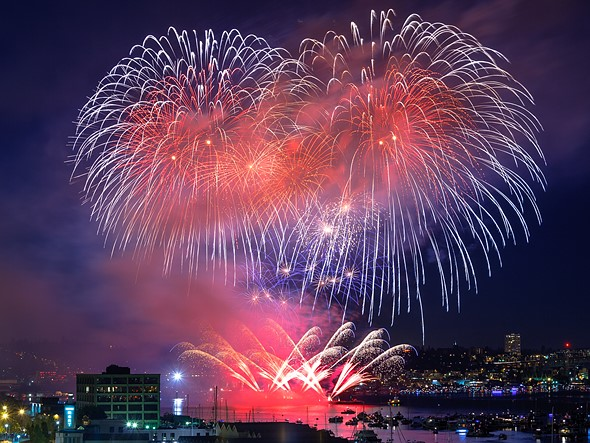 How to photograph fireworks: Digital Photography Review
