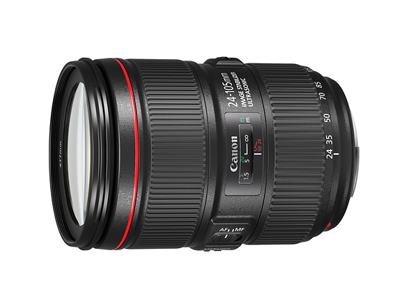 Canon warns of defective focusing in some EF 24-105mm F4L IS II lenses