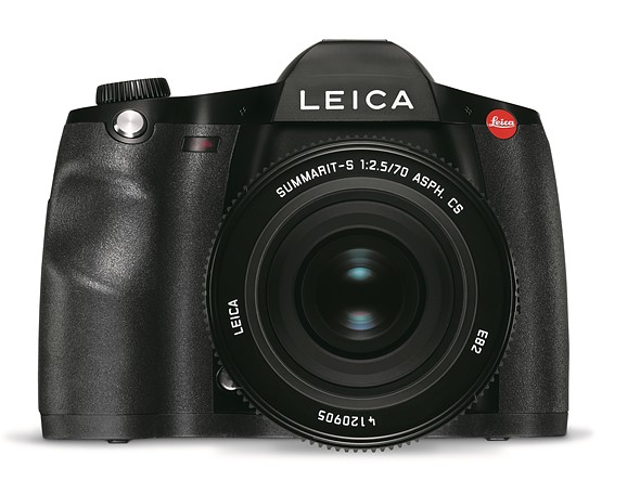 Leica S firmware update improves top LCD panel info, adds Adobe-compatible image rating 1