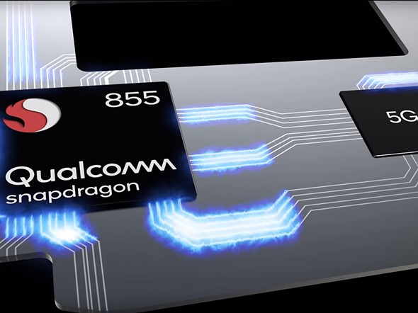 Qualcomm's new Snapdragon 855 chipset offers faster depth sensing, 4K HD video at 60fps