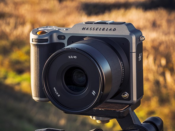 Medium-format meets the modern age: Hasselblad X1D-50c  shooting experience 1