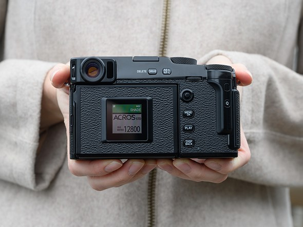 With the new X-Pro3, Fujifilm wants to change the way you take pictures