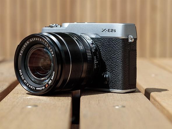 Still solid: Fujifilm X-E2S Review 1