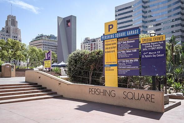 NPPA says LA public park photography ban is unconstitutional