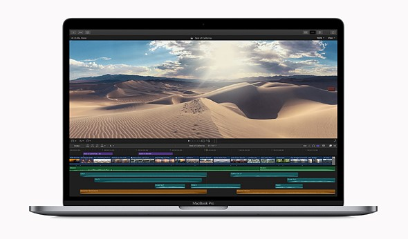 Apple MacBook Pro refreshed with 8-core processors and
