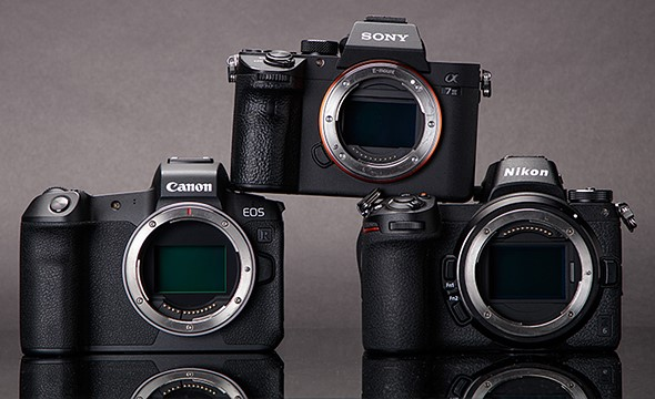 Sony overtakes Canon and Nikon to dominate the full-frame camera market in Japan