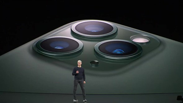 Apple debuts iPhone 11 and iPhone 11 Pro with ultra-wide camera