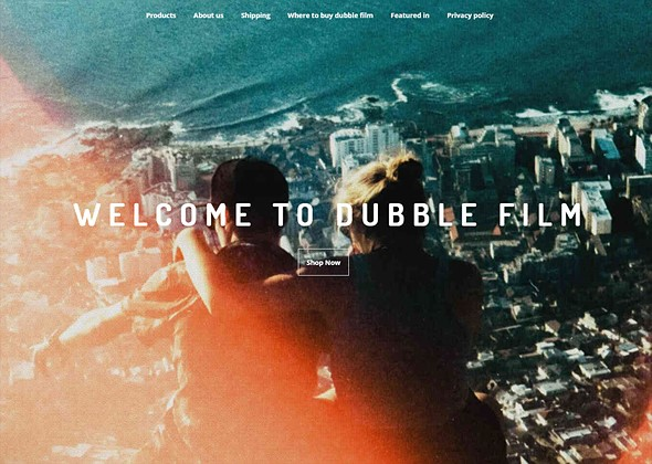 Dubble Film teams with film producer Revelog, renames products, tweaks price, and more