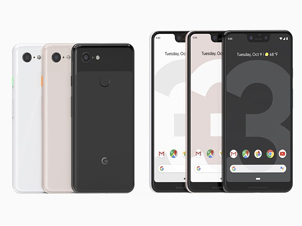Pixel 3 and Pixel 3 XL feature enhanced computational