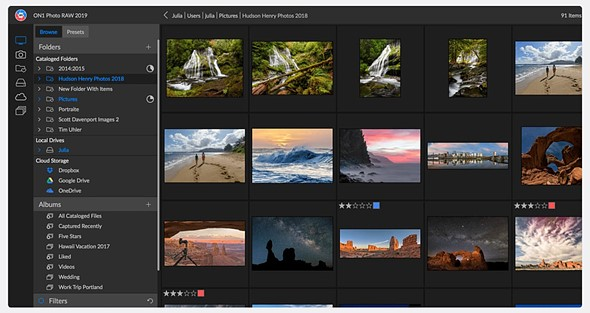 ON1 launches faster, more comprehensive LR challenge with Photo RAW 2019.5