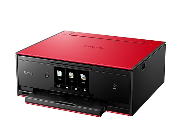 Canon Has Announced Four New Inkjet Home Printers That It Claims Are Much Better Looking Than Its Previous Models As Well As 40 More Compact