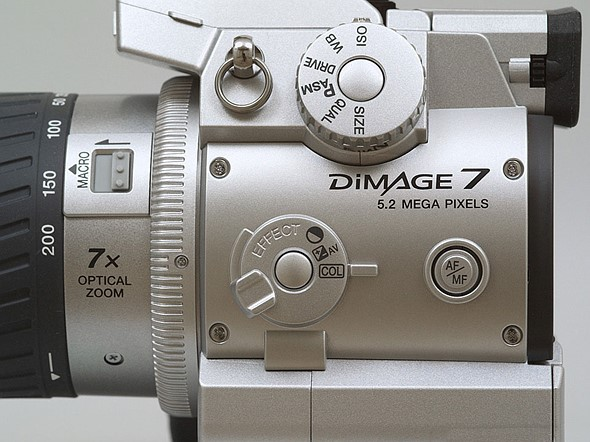 Throwback Thursday: Minolta's prosumer DiMAGE 7 3