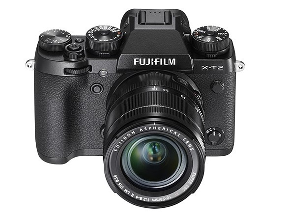 Fujifilm X-T2 tethered shooting firmware arrives, also adds button lock 1