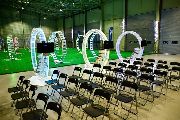 DJI opens drone flying and training arena in South Korea 2