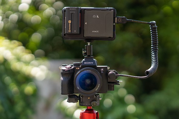Sony a7S III to get 4K/60p ProRes Raw capture over HDMI with Atomos' Ninja V monitor/recorder