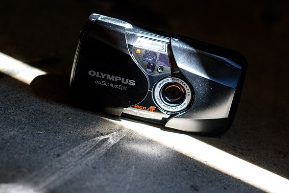 Film Fridays: Are premium 35mm compact cameras a waste of money?
