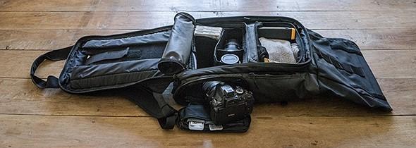 PRVKE 21 is a rugged and versatile camera backpack 3