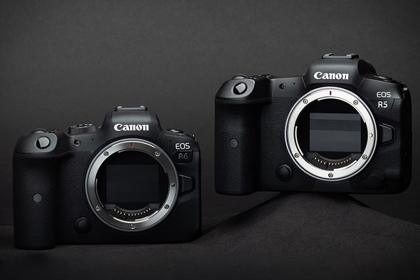 Canon Japan warns R5, R6 and accessories could ship later than expected due to demand